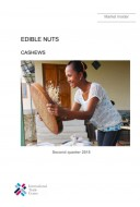 Edible Nuts - Cashews by ITC (2nd quarter, 2015)